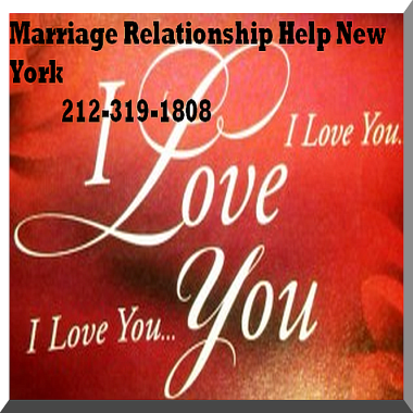 Searching for marriage and relationship help New York